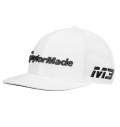 TaylorMade New Era Tour 9Fifty SnapBack Hat White/Gray