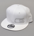 NEW ERA 9FIFTY excors Hat White/Gray