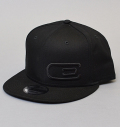 NEW ERA 9FIFTY excors Hat Black/Black