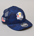 NEW ERA  2020 Ryder Cup 9Fifty Snapback Limited Cap Navy/Camo