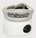 SubSeventy AS30051 FLEXFIT TECH110 Visor White