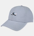 FootJoy Performance Cap Grey/Shoe Logo