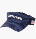 BRIEFING MENS DIGITAL CAMO VISOR DENIM BLUE