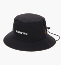BRIEFING MENS EVENT RAIN HAT BLACK