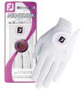 Footjoy Nanolock for Lady  White
