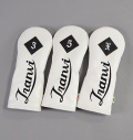 AM&E Tranvi Fairway Headcover Snow