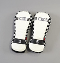 AM&E excors Reverb Racer Fairway Headcover White/Checker