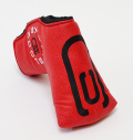 AM&E excors original Putter Cover Snap-Fit for Mid-Mallet ★★★★★ Berry/Black