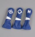 CRU GOLF Classic Lighthouse Hybrids Blue/White