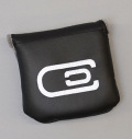 excors Magnetic Mallet Putter Cover Black