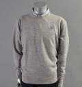 Fairy Powder FP17-5106 Cashmere Sweater Gray