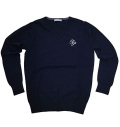 Fairy Powder FP19-5105 V-Neck Sweater Navy