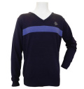 Fairy Powder FP20-5105B V-Neck Sweater Navy