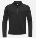 KJUS MEN DIAMOND FLEECE HALFZIP - Tour Edition Black
