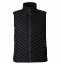 KJUS MEN BLACKCOMB DOWN VEST Black