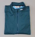 KJUS MEN DIAMOND FLEECE JACKET BLUE GREEN