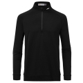 KJUS  MEN KEANO HALFZIP BLACK