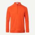KJUS  MEN KEANO HALFZIP ORANGE