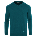 KJUS MEN FREELITE KULM V-NECK  PULLOVER GREEN