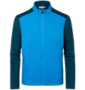 KJUS MEN RETENTION JACKET BLUE/DARK GREEN