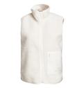 PeakPerformance Women's Original Pile Vest Offwhite