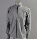 AG Green Label HIGHLAND TECH JACKET HEATHER GREY