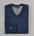 Cross Wind V-Neck Navy