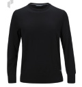 PeakPerformance Merino Crew Black