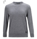 PeakPerformance Merino Crew Grey
