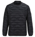 PeakPerformance Helium Hybrid Sweater Black