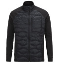 PeakPerformance Helium Hybrid Jacket Black