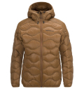 PeakPerformance Helium Hood Jacket Honey Brown