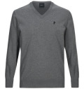PeakPerformance Classic V-Neck Grey Mel