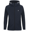 PeakPerformance Rider Zip Hood Blue Shadow