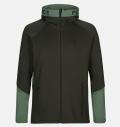 PeakPerformance Rider Zip Hood Coniferous Green