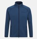 PeakPerformance Chill Zip Jacket Blue Steel
