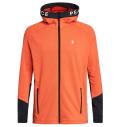 PeakPerformance Rider Zip Hood Zeal Orange