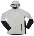 PeakPerformance Rider Zip Hood Med Grey Mel