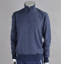 Tranvi TRKTB-01 Half Zip Sweater Navy