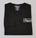Tranvi TRCTB-04 V-Neck Pullover Black