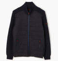 BRIEFING WINDBLOCK FZ KNIT NAVY