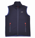 BRIEFING 3D LOGO VEST NAVY