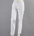 Fairy Powder FP17-1200 Super Stretch Pants White