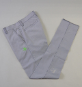 Fairy Powder FP19-1201 Check Seersucker Pants Navy