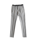 Fairy Powder FP20-1200 Double Face Stretch Pants Gray