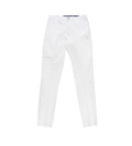 Fairy Powder FP20-1202 Ripstop Side-Line Slim Pants White/Gray