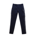 Fairy Powder FP20-1202 Ripstop Side-Line Slim Pants Navy/White