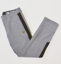 SubSeventy AS20061 Piping Slim Pants Gray