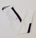 SubSeventy AS20061 Piping Slim Pants White
