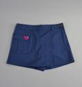 2017 Fairy Powder FP17-2202 Summer Skirt Pants Navy